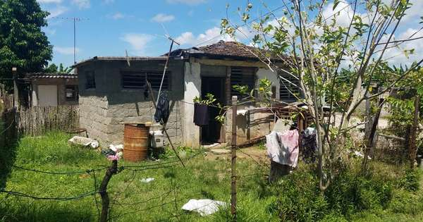 Casa de  1 cuarto y 1 baño por $ 4.500 en Cienfuegos, Cienfuegos