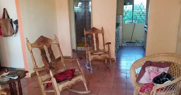 Apartamento de  3 cuartos y 1 baño por $ 12.500 en Cienfuegos, Cienfuegos