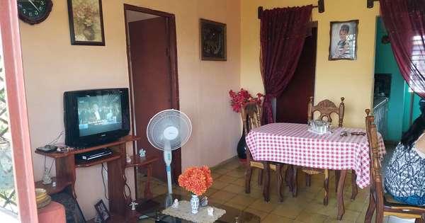 Apartamento de  2 cuartos y 1 baño por $ 8.000 en Cienfuegos, Cienfuegos