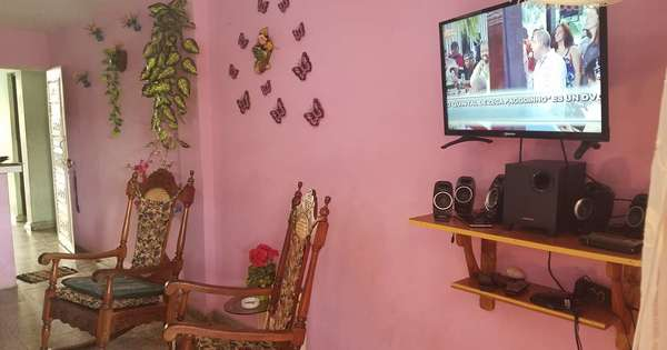 Apartamento de  2 cuartos y 1 baño por $ 13.000 en Cienfuegos, Cienfuegos
