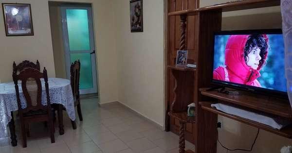 Apartamento de  2 cuartos y 1 baño por $ 18.000 en Cienfuegos, Cienfuegos