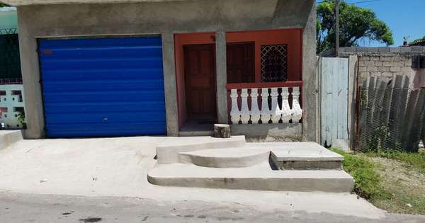 Casa de  2 cuartos, 2 baños y 1 garaje por $ 35.000 en Cienfuegos, Cienfuegos