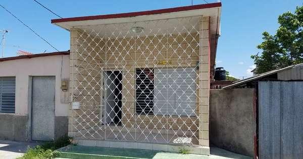 Casa de  2 cuartos y 2 baños por $ 65.000 en Cienfuegos, Cienfuegos