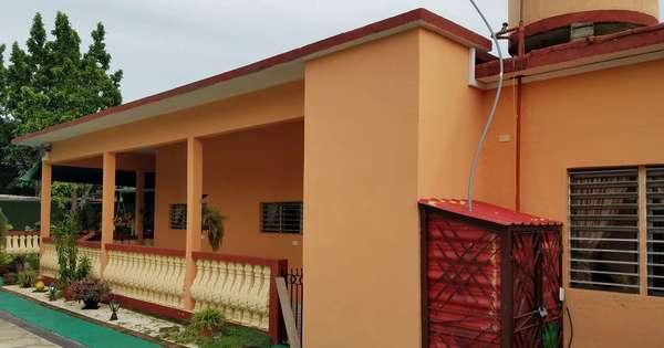 Casa de  3 cuartos, 2 baños y 1 garaje por $ 100.000 en Cienfuegos, Cienfuegos