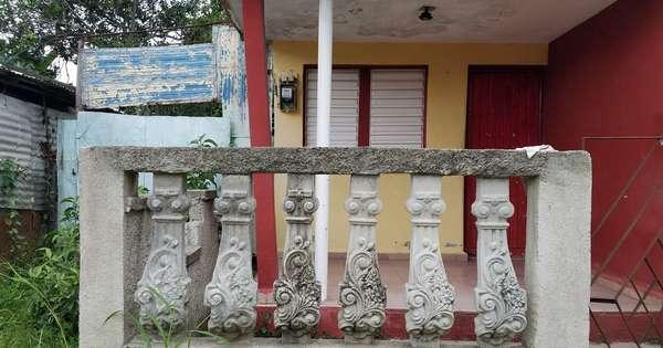 Casa de  1 cuarto y 1 baño por $ 6.500 en Cienfuegos, Cienfuegos