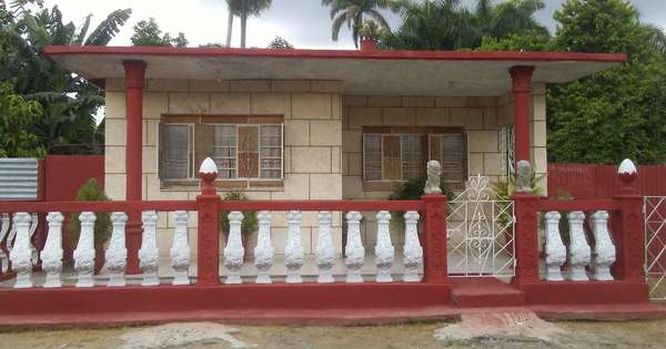 Casa de  3 cuartos, 1 baño y 1 garaje por $ 40.000 en Cienfuegos, Cienfuegos