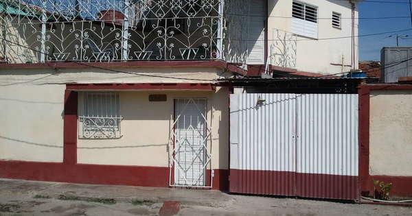 Casa de  1 cuarto, 1 baño y 1 garaje por $ 15.000 en Cienfuegos, Cienfuegos
