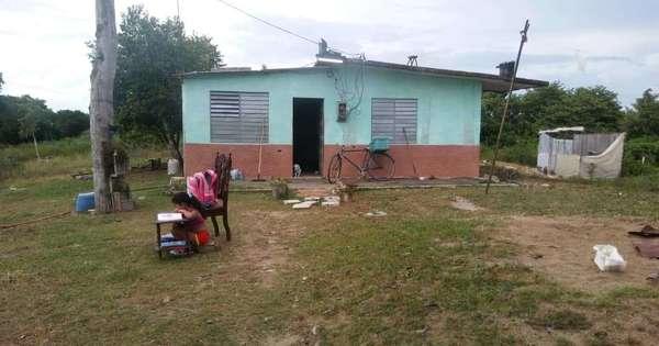 Casa de  3 cuartos y 1 baño por $ 11.000 en Cienfuegos, Cienfuegos