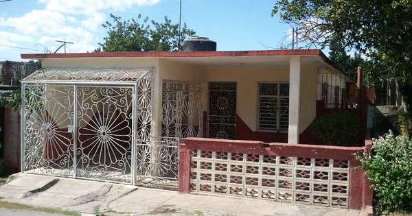 Casa de  3 cuartos, 1 baño y 1 garaje por $ 19.000 en Cienfuegos, Cienfuegos