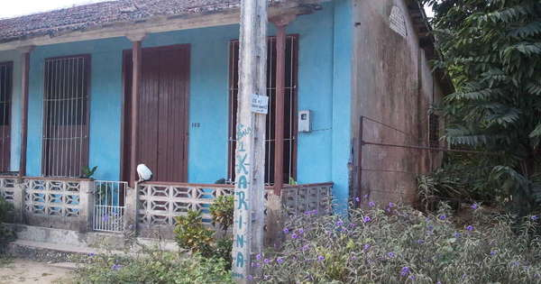 Casa de  3 cuartos por $ 15.000 en Cienfuegos, Cienfuegos