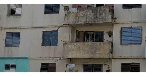 Apartamento de  3 cuartos y 1 baño por $ 8.000 en Cienfuegos, Cienfuegos