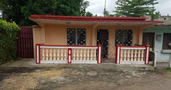 Casa de  3 cuartos y 1 baño por $ 24.000 en Cienfuegos, Cienfuegos
