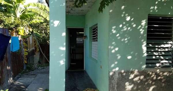 Casa de  2 cuartos y 1 baño por $ 8.000 en Cienfuegos, Cienfuegos