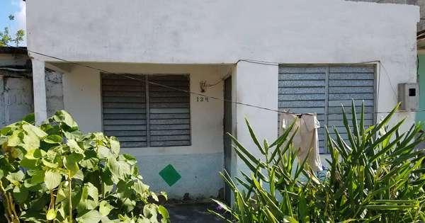 Casa de  2 cuartos y 1 baño por $ 3.500 en Cienfuegos, Cienfuegos