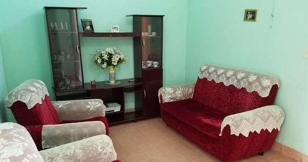 Casa de  2 cuartos y 1 baño por $ 55.000 en Cienfuegos, Cienfuegos