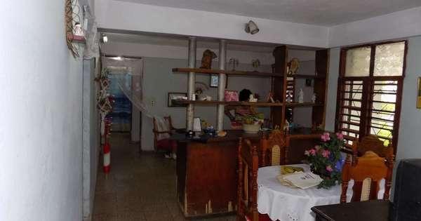 Casa de  4 cuartos, 1 baño y 1 garaje por $ 45.000 en Santa Clara, Villa Clara