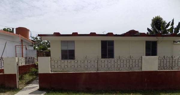 Casa de  4 cuartos y 2 baños por $ 18.000 en Santa Clara, Villa Clara
