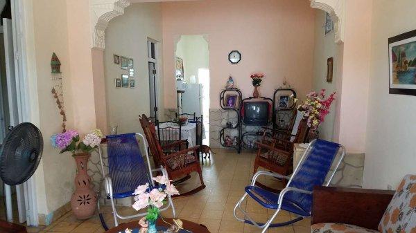 Casa de  3 cuartos y 2 baños por $ 40.000 en Cienfuegos/Cienfuegos/Centro Histórico