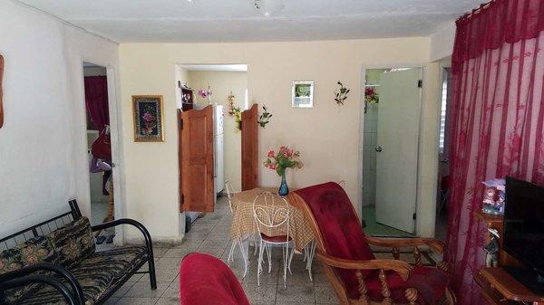 Apartamento de  3 cuartos y 1 baño por $ 24.000 en Cienfuegos, Cienfuegos