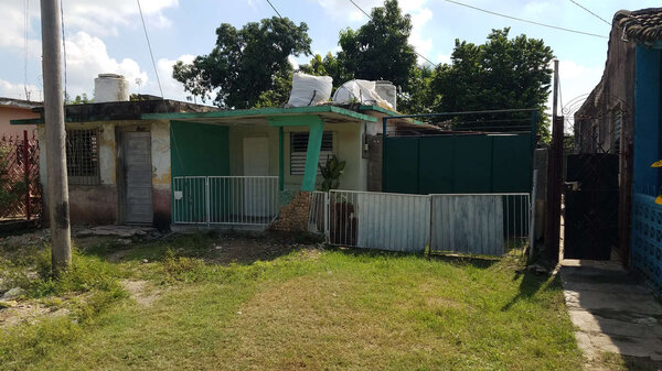 Casa de  2 cuartos, 1 baño y 1 garaje por $ 23.000 en Cienfuegos, Cienfuegos