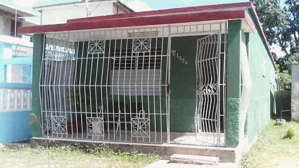 Casa de  2 cuartos y 1 baño por $ 19.000 en Camagüey, Camagüey