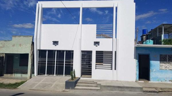 Casa de  2 cuartos, 2 baños y 1 garaje por $ Ajustable en Cienfuegos, Cienfuegos