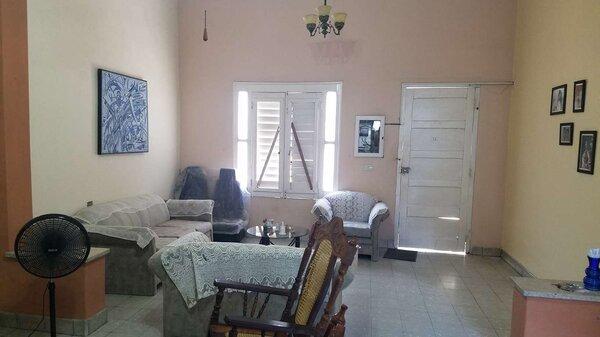 Casa de  2 cuartos y 1 baño por $ 40.000 en Cienfuegos/Cienfuegos/La Juanita