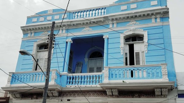 Casa de  3 cuartos y 2 baños por $ 65.000 en Cienfuegos/Cienfuegos/Centro Histórico