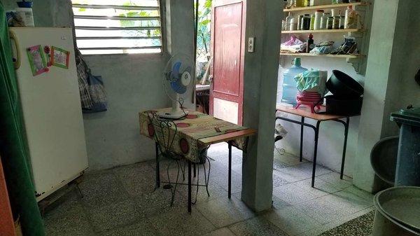 Casa de  1 cuarto y 1 baño por $ 5.500 en Cienfuegos/Cienfuegos/Tulipán