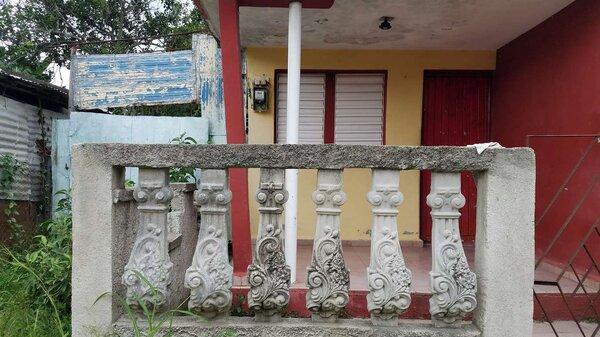 Casa de  1 cuarto y 1 baño por $ 6.500 en Cienfuegos/Cienfuegos/Caonao