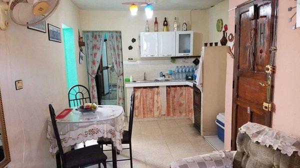 Casa de  2 cuartos y 1 baño por $ 23.000 en Cienfuegos/Cienfuegos/Centro Histórico