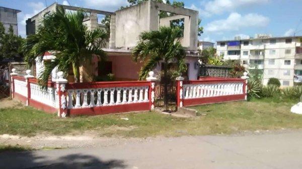 Casa de  3 cuartos y 1 baño por $ 50.000 en Cienfuegos/Cienfuegos/Buenavista