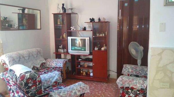 Apartamento de  2 cuartos y 1 baño por $ 18.500 en Marianao, La Habana