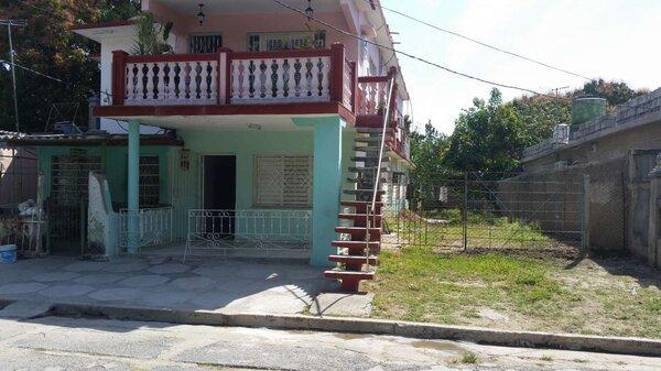 Casa de  2 cuartos y 1 baño por $ 40.000 en Cienfuegos/Cienfuegos/Punta Gorda