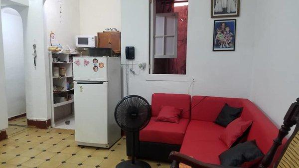 Apartamento de  2 cuartos, 1 baño y 1 garaje por $ 50.000 en Plaza de la Revolución, La Habana