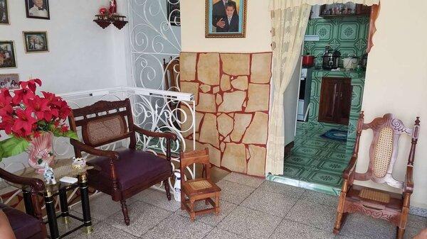 Casa de  2 cuartos y 2 baños por $ 40.000 en Cienfuegos/Cienfuegos/Punta Gorda