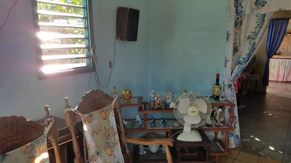 Casa de  1 cuarto y 1 baño por $ 7.500 en Cienfuegos, Cienfuegos