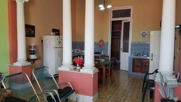 Casa de  2 cuartos y 1 baño por $ 45.000 en Cienfuegos/Cienfuegos/Centro Histórico