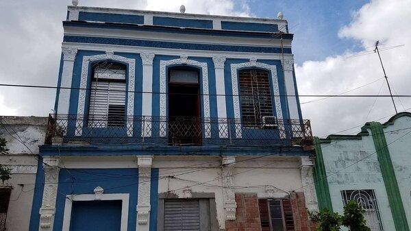 Casa de  4 cuartos y 2 baños por $ 40.000 en Cienfuegos/Cienfuegos/Centro Histórico
