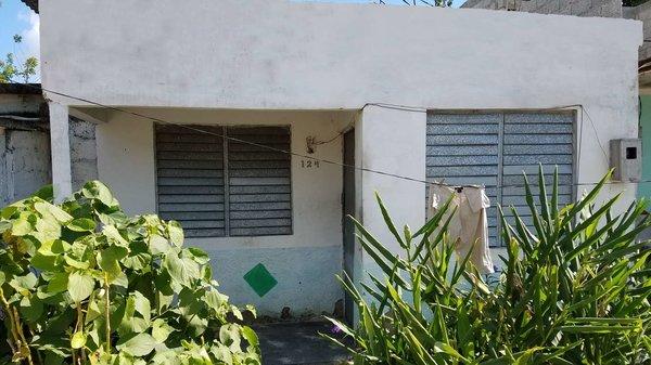 Casa de  2 cuartos y 1 baño por $ 3.800 en Cienfuegos, Cienfuegos