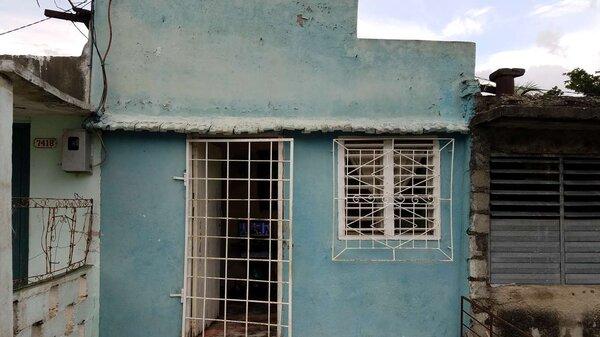 Casa de  1 cuarto y 1 baño por $ 5.500 en Cienfuegos, Cienfuegos