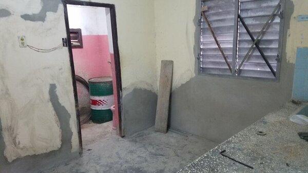 Casa de  1 cuarto y 1 baño por $ 8.000 en Cienfuegos/Cienfuegos/Caonao