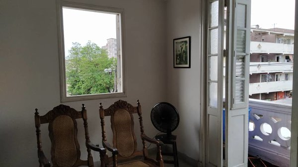 Apartamento de  3 cuartos y 1 baño por $ 65.000 en Plaza de la Revolución, La Habana