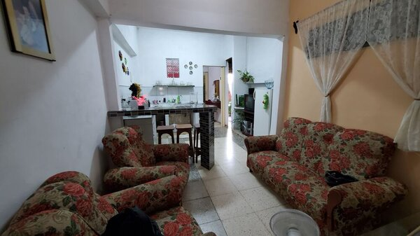 Casa de  2 cuartos y 1 baño por $ 12.500 en Cienfuegos/Cienfuegos/Reina