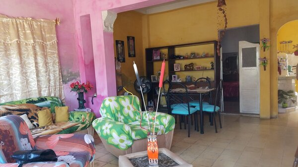 Casa de  4 cuartos y 2 baños por $ 25.000 en Cienfuegos, Cienfuegos