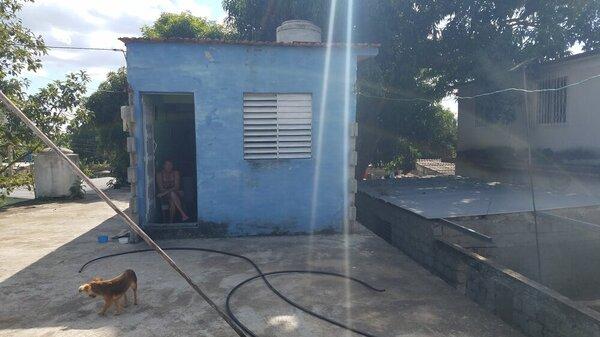 Casa de  1 cuarto y 1 baño por $ 6.500 en Cienfuegos/Cienfuegos/Tulipán