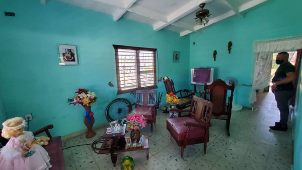 Picture on Casa de 2 cuartos y 1 baño por $ 25.000 en Cienfuegos, Cienfuegos