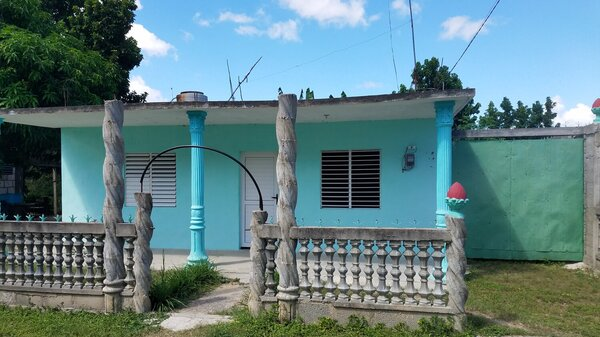 Casa de  3 cuartos, 1 baño y 1 garaje por $ 17.000 en Cienfuegos/Cienfuegos/Buenavista