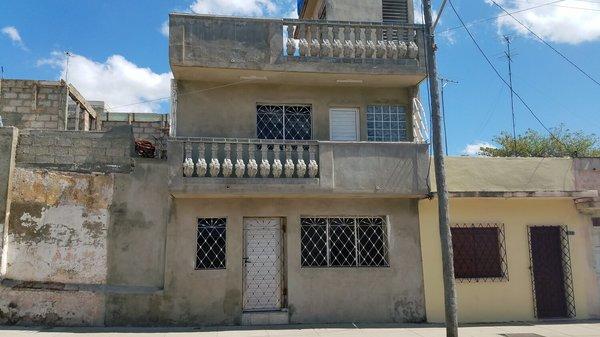 Casa de  2 cuartos y 3 baños por $ 45.000 en Cienfuegos/Cienfuegos/La Gloria