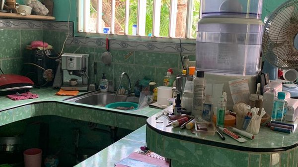Casa de  3 cuartos, 2 baños y 1 garaje por $ 55.000 en La Habana del Este, La Habana